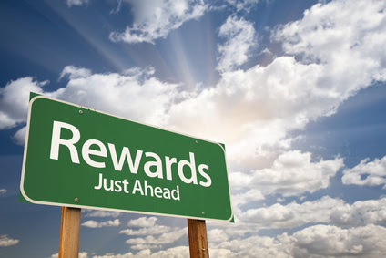 rewards ahead